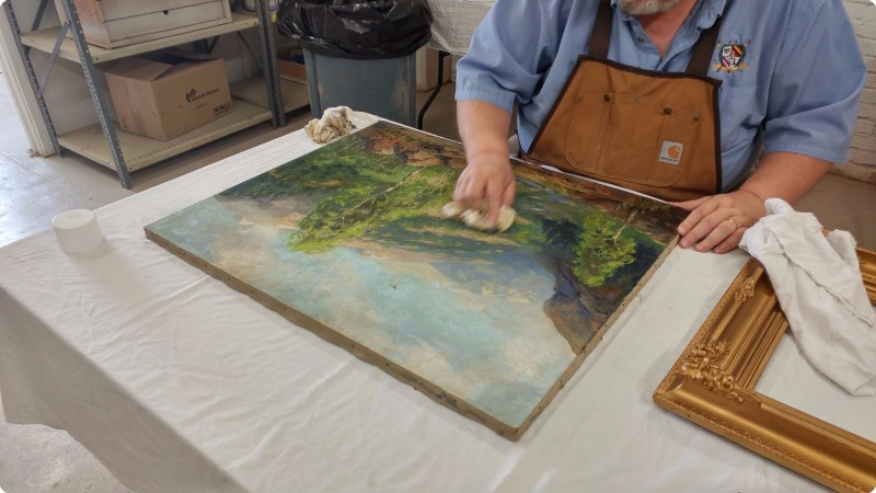 Things to Pay Attention in Taking Care of Original Paintings