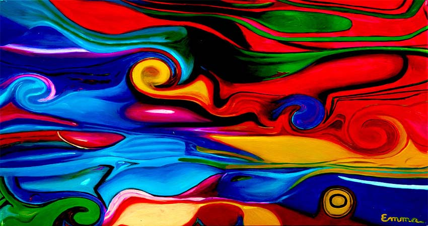 The Top Abstract Paintings From Time To Time